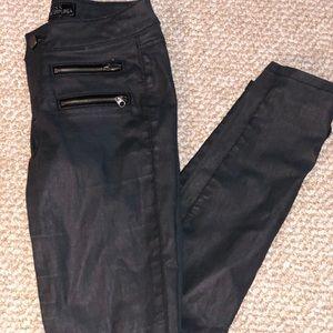Guess dark grey pants